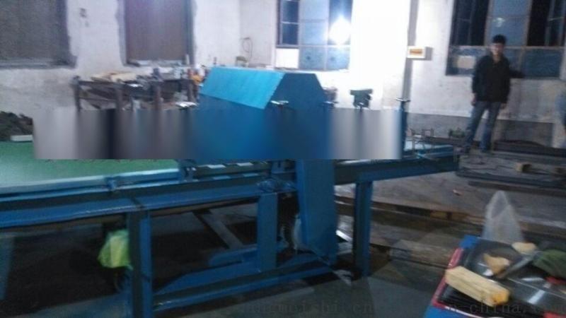 新疆玻璃絲棉裁條機 三軸自動旋轉裁條機 省時省力