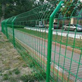 优盾高速护栏网 双边丝护栏网 圈地安全隔离护栏网