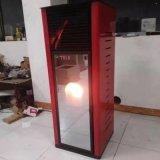 批發辦公室取暖爐店面立式家用生物質顆粒採暖爐