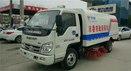 福田扫路车3吨扫路车