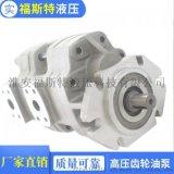 制砖机工程机械液压系列用GPC4 40 20双联泵