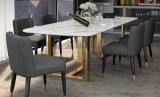 简约创意不锈钢家具加工北欧式不锈钢大理石家具加工