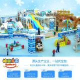 儿童冰雪主题乐园淘气堡 小朋友们超爱的新型主题乐园