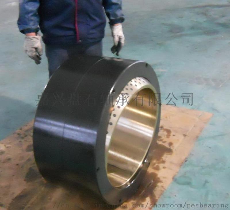 GE-ZR鑲嵌型自潤滑關節軸承