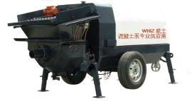 小型混凝土泵(HBTW-15S)