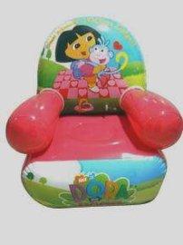充气儿童沙发
