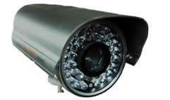 模拟监控摄像机PCB抄板