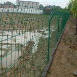 鐵絲護欄網批發 河北絲網之鄉綠色1.8x3.0m雙邊型無框鐵絲護欄網