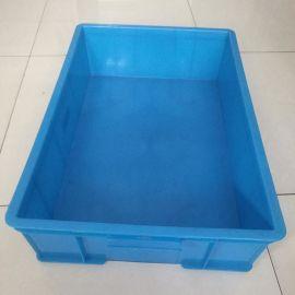 廠家直銷塑料周轉箱 HDPE儀表箱 工具箱物流周轉現貨標準尺寸