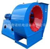 供應4-72-6D型4KW低噪音聯軸器離心通風機