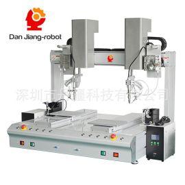 天线焊锡机全自动焊锡机 焊锡机  焊锡机器人 PCB焊锡  双工位焊