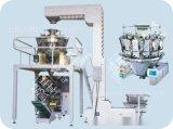 全自动咖啡豆单向排气阀袋包装机排气宠物食品一体称重包装机