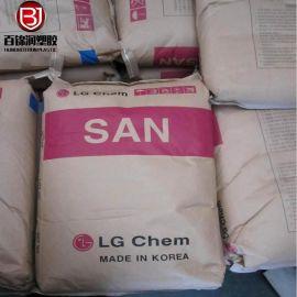 AS LG甬兴 80HF-ICE透明级注塑级as塑胶原料SAN
