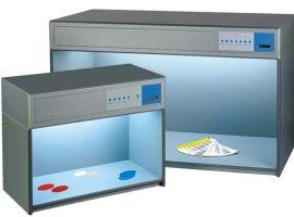 4光源標準光源箱、5光源標準光源對色燈箱
