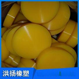 耐高温圆形硅胶垫片 硅胶缓冲垫 可定做