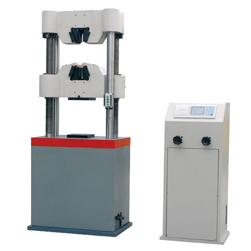 中儀WES-1000kn數顯液壓萬能機 材料試驗機