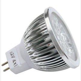 LED射灯筒灯宽电压灯杯E27 GU10