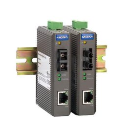 MOXA IMC-21-M-SC光纤转换器