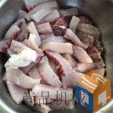 全自动鱼块上浆裹粉机 鱼块浸浆机鱼条上浆油炸机