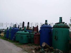 长期现货供应二手电加热反应釜