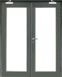防火玻璃钢框门