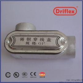 两通长方形穿线盒  driflex    防水密封件