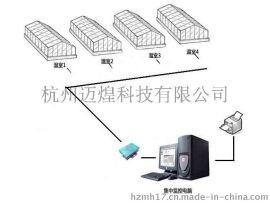 邁煌科技MH-WSK溫室大棚環境監控系統