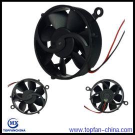 明晨鑫MX3008圆形直流小风扇,微型轴流风扇