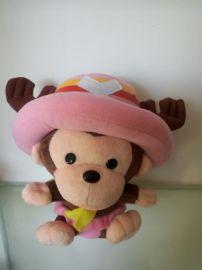 毛绒猴子定制 毛绒玩具公仔订做 2016年**玩具制作