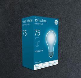 LED灯泡包装盒设计印刷定做