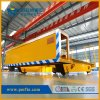 散装物料运输用帕菲特搬运30t蓄电池电动平车 电动平板车定制