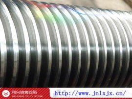 山东利兴机械花键轴定制 大型丝杆来图加工 直线导轨现货