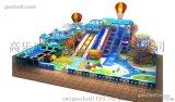 淘氣堡兒童樂園室內兒童遊樂場門票收多少錢一張