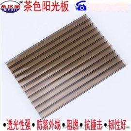 大同廠家生產高透明PC陽光板彩色陽光板
