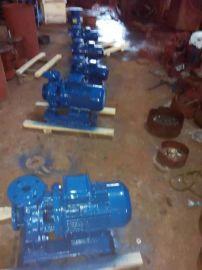 ISW卧式管道离心泵  卧式单级离心泵