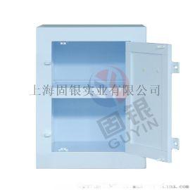 固银PP酸碱柜防腐蚀硫酸盐酸强酸强碱存储