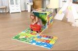 泰山神童拼接垫地垫 加厚爬行垫 XPE婴儿童益智爬爬垫 折叠方便收纳