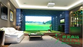 室内高尔夫,模拟高尔夫,高尔夫模拟器