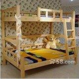 四川公寓床,成都实木上下床,青年组合高低床