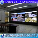 深圳泰美生產監控室高端小間距高清P2.5室內全綵led顯示屏