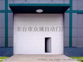 镇江常州丹阳工业提升门,工业滑升门,车库翻板门厂家直销