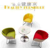 简约现代会客椅酒店会所洽谈沙发椅咖啡室精品设计别墅家用休闲椅震名办公家具