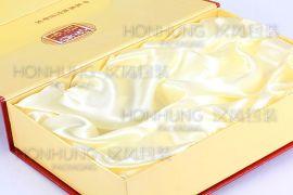 高档化妆品包装外盒金银卡