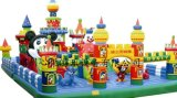 120平方欢乐迪士儿童充气城堡