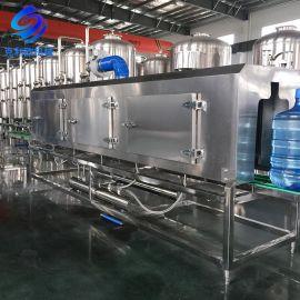 全自动灌装机 五加仑大桶水灌装生产线