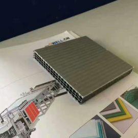 塑料建筑模板挤出生产线设备 建筑模板设备