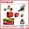 KBK輕軌吊德馬格電動葫蘆125kgKBK柔性軌道起重機KBK電纜滑塊小車