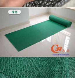 赤华地毯/供应泳池地垫/PVC镂空防滑地垫/S型空防滑地垫