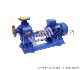 ZW型自吸式无堵塞排污泵/不锈钢排污泵厂家/潜水污水泵