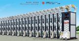 南寧電動伸縮門,南寧不鏽鋼電動伸縮門廠,專業生產